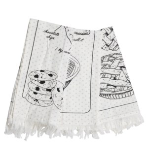 BAKING TEA TOWELS, SET OF 3