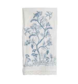 CHINOISERIE TEA TOWEL