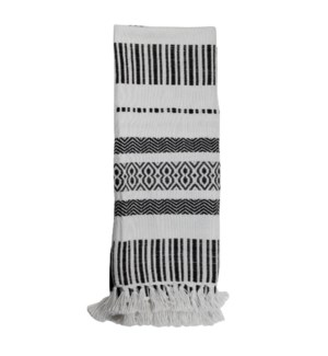 HAND WOVEN WAKI THROW