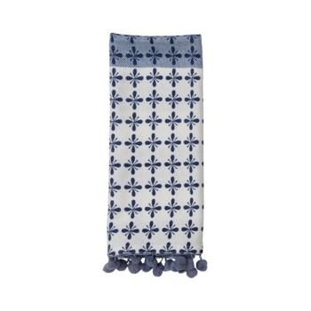 CAROLINA TEA TOWEL BLUE