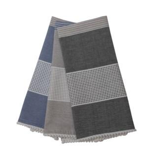 KAYLEE TEA TOWELS, SET OF 3
