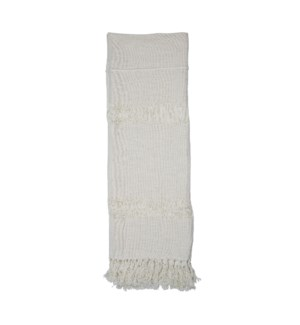 HAND WOVEN GALE THROW