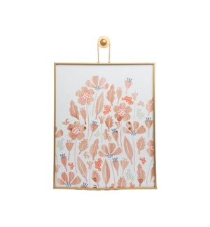 CALLA FLORAL WALL ART