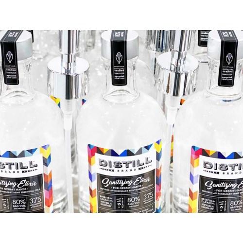 Distill Brand