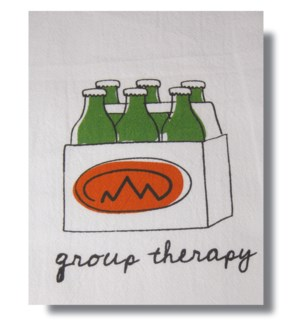 Bar Towel, Beer, Group Therapy