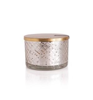 Aloha Orchid Mercury Candle Bowl