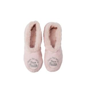 """""""Faith footsie: Pink: 12 footsie Pre-Pack 2S,5M,4L,1XL"""""""