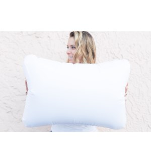 """""""Inflatable Pillow Insert  28"""""""" X 20"""""""""""""""