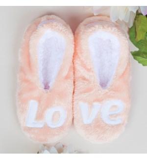 """Love footsie: Pink: 12 footsie Pre-Pack 2S,5M,4L,1XL"""