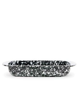 Black Swirl Baking Pan