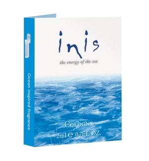 Inis Energy of the Sea Sample Vials - 25 Pk  (FREE w/ $300+ Order)