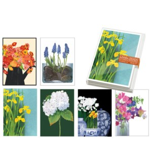 Floral Blank Notecards