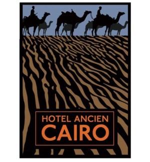 Cairo Luggage Tag