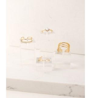 Acrylic Ring Riser