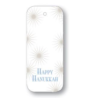 """Starbursts """"Happy Hanukkah"""""""