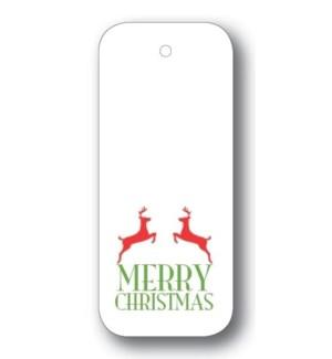 """""""Leaping Deer """"""""Merry Christmas"""""""""""""""
