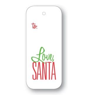 """""""Love, Santa"""""""