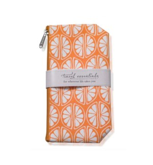 Clementine Large Cosmetic Bag