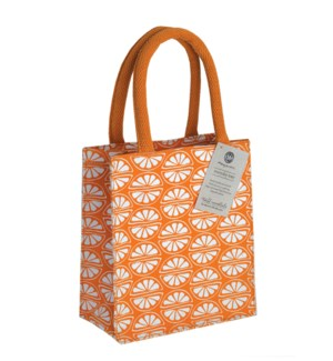 Clementine Tote Bag 9 x 10