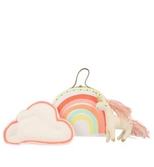 Bella's House Mini Unicorn Suitcase - 45-4720