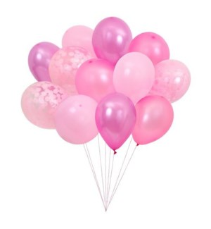 Beautiful Balloons Pink