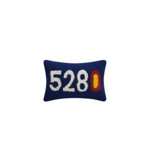 """5280 HOOK PILLOW PF M/3 8X12"""""""