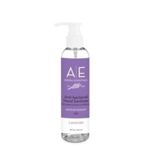 "8oz Lavender ""Pump Top"" Hand Sanitizer"
