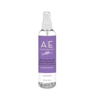 "8oz Lavender ""Spray Top ""Hand Sanitizer"