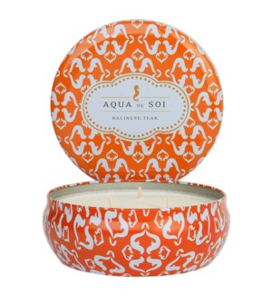 Aqua De SOi 3 Wick TESTER (Please notate fragrances here)