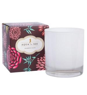 Aqua De SOi Bamboo Rain 11oz  Boxed Candle