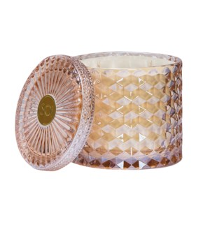 Alluring Amber Shimmer Candle 15oz (amber)