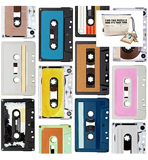 Tapes Puzzle