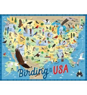 BIRDING IN THE USA