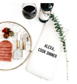 ALEXA COOK DINNER