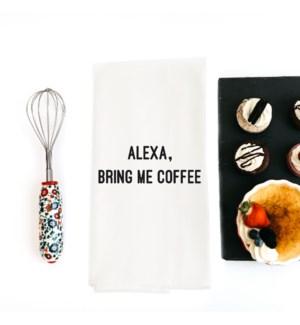ALEXA BRING ME COFFEE