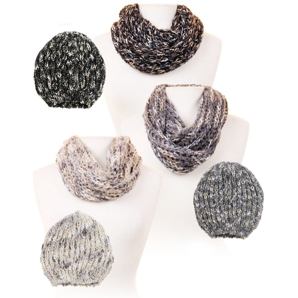 Emma  Hat & Scarf Collection