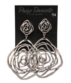 Earring, Silver