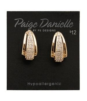 Earring, Gold