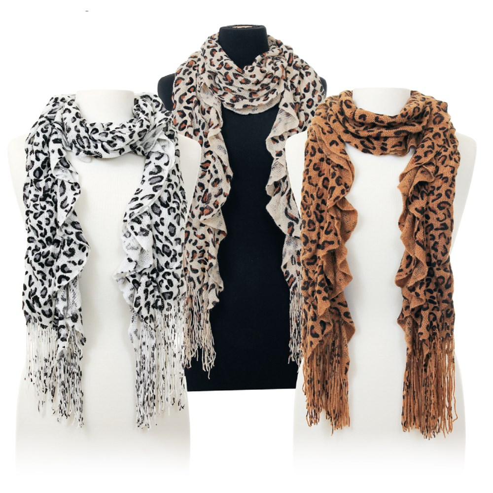 Cougar Scarf Collection