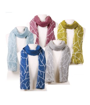 Silhouette Scarf Collection