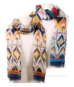 Aztec Scarf Collection
