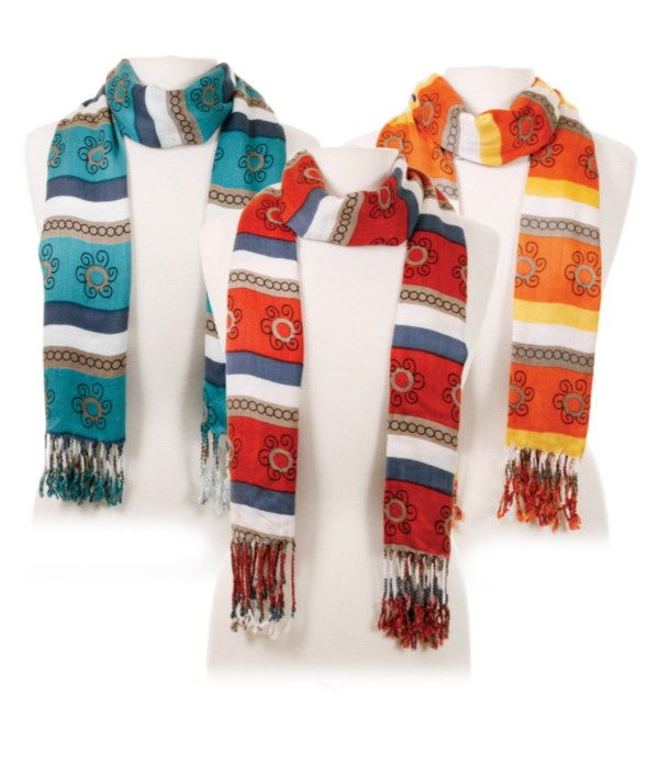 Solare Scarf Collection