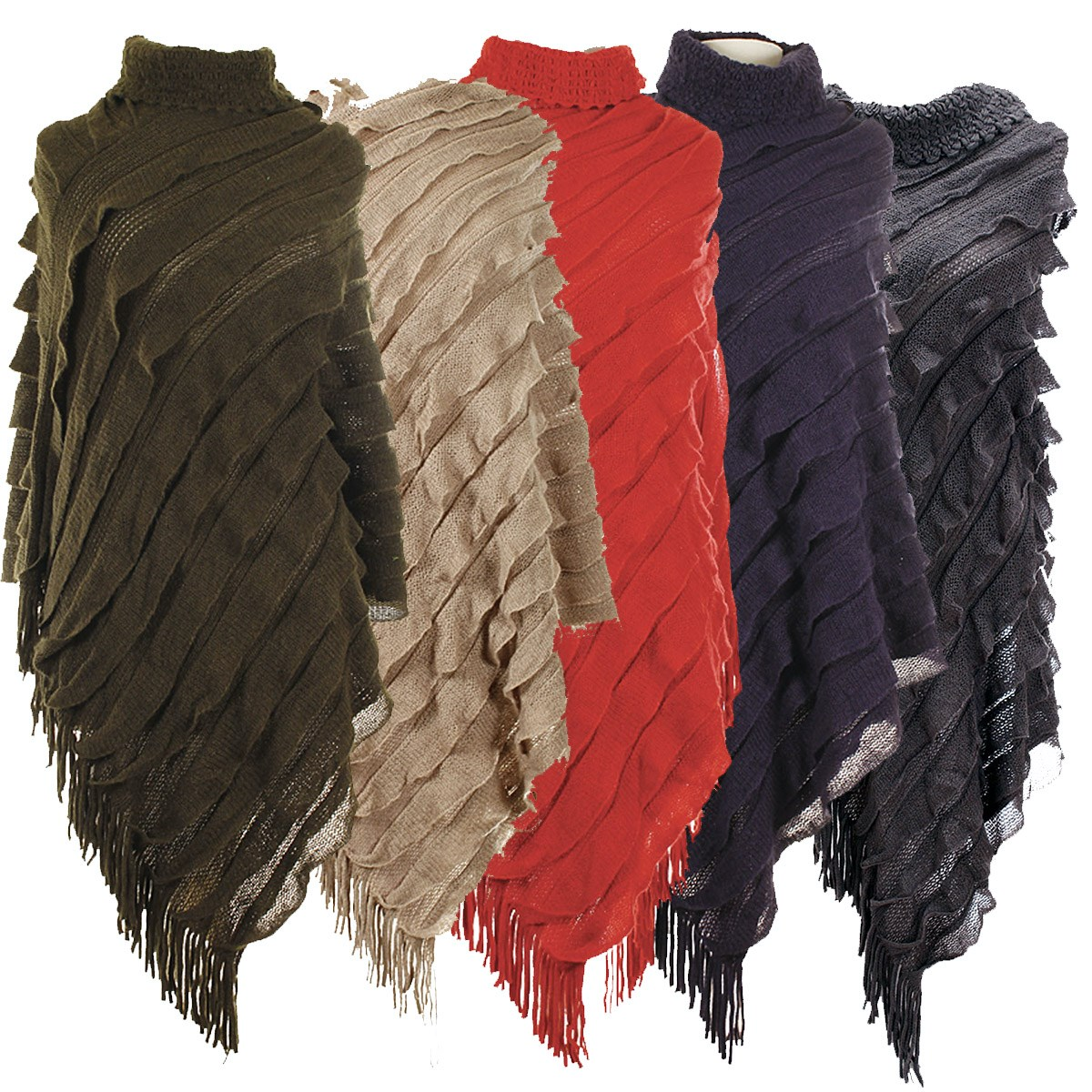Bohemian Wrap Collection
