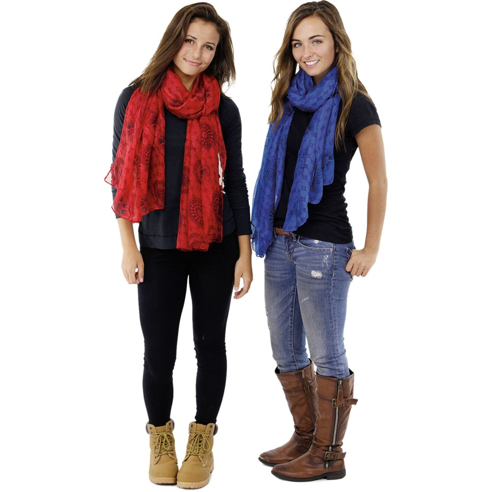 Jolie Scarf Collection