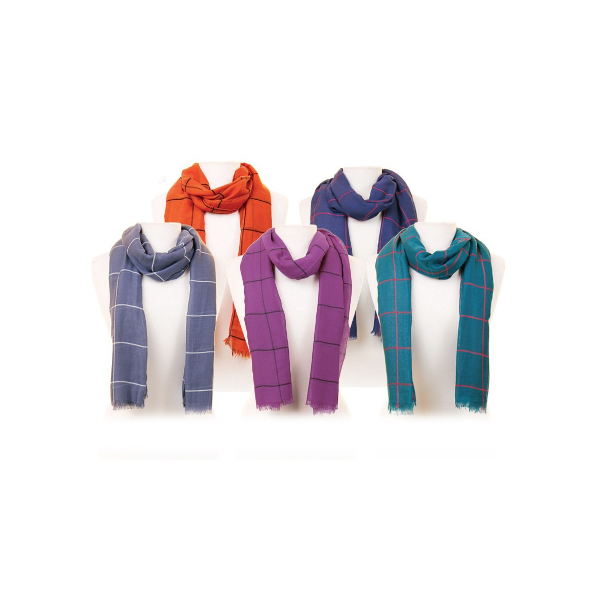 Brentwood Scarf Collection