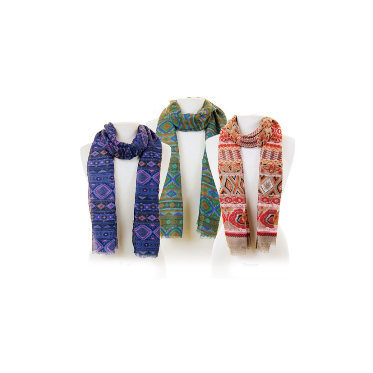 Harper Scarf Collection