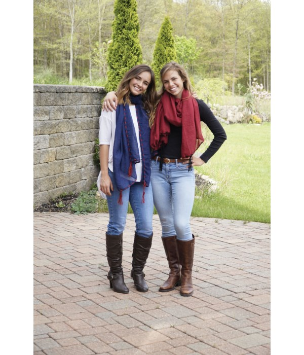 Caterbury Scarf Collection