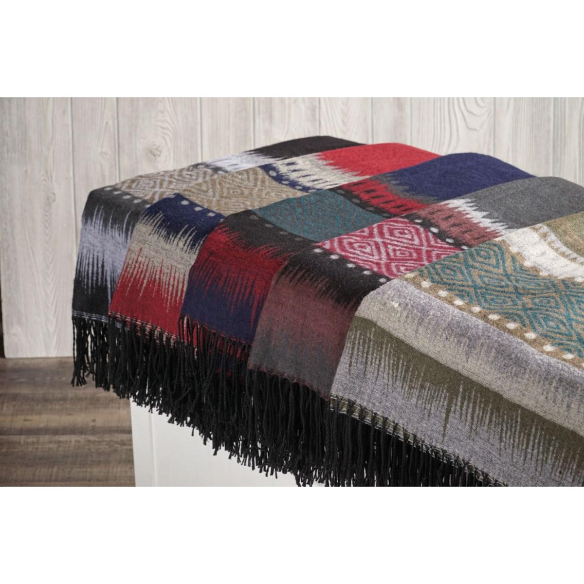 Timber Ridge Wrap Collection