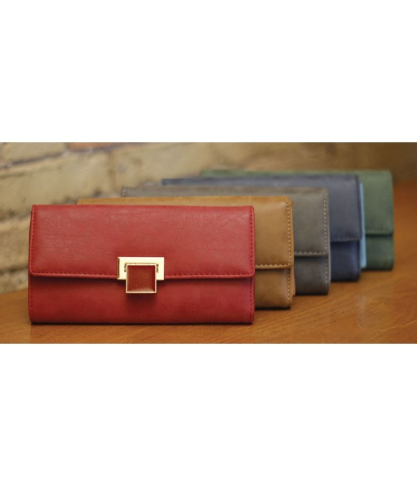 Wythe Wallet Collection