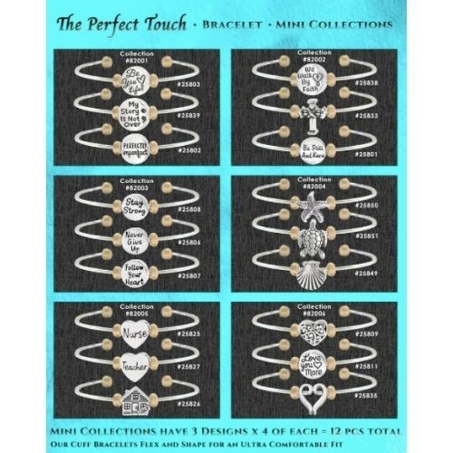 THE PERFECT TOUCH BRACELET MINI COLLECTION